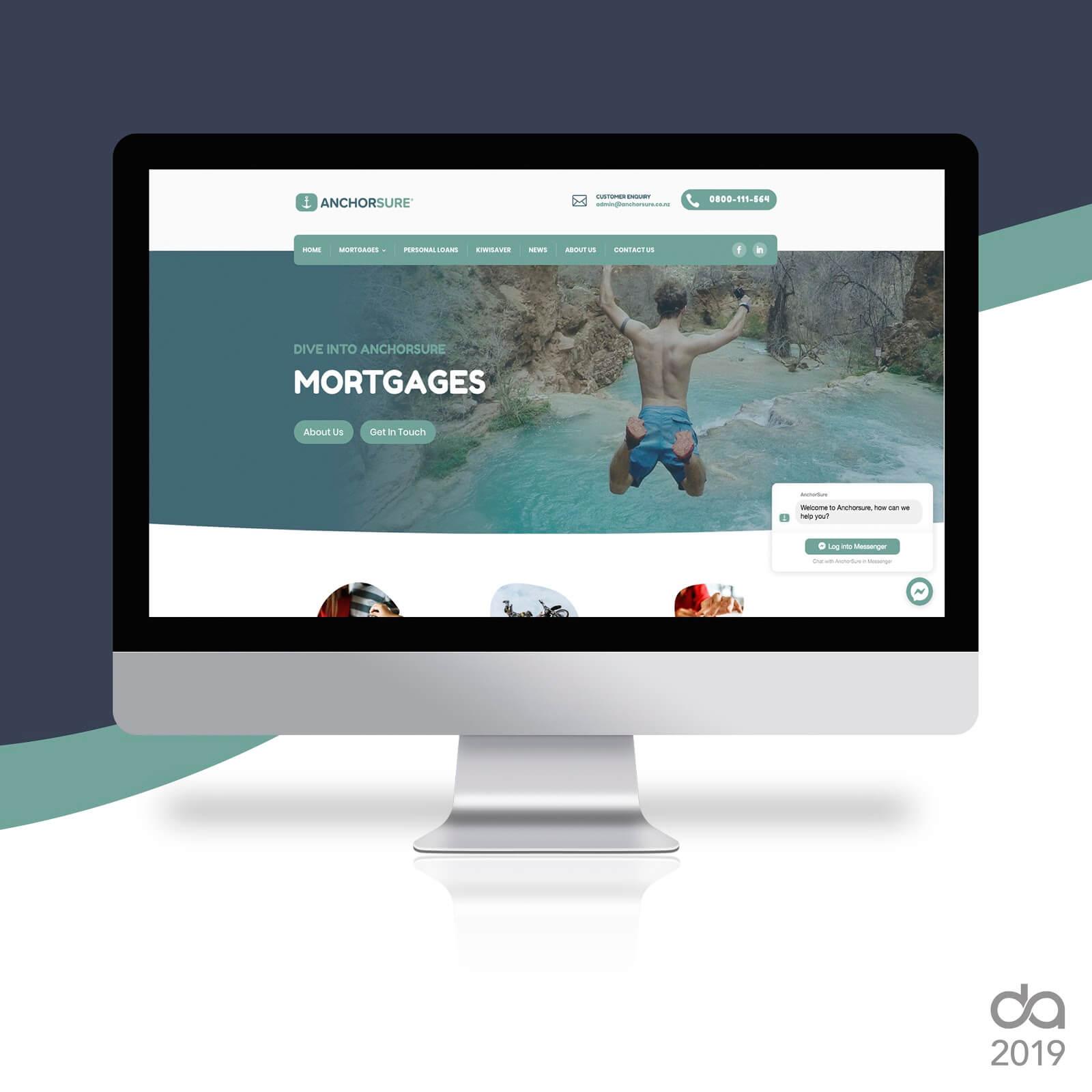 Design Awards - AnchorSure